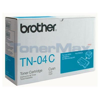 BROTHER HL-2700CN TONER CYAN
